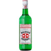 Malteserkreuz Aquavit 40% vol