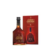 Conde de Osborne Cristal Brandy Brandy de Jerez Solera Gran Reserva - 40,5% vol - in Geschenkverpackung