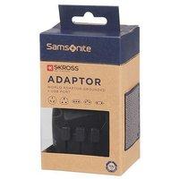 Samsonite Global TA Worldwide Adapter+USB - black