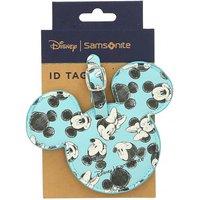 Samsonite Global TA Disney Gepäckanhänger - mickey minnie blue