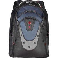 Wenger 600638 Ibex Laptoprucksack 17.3 - black/blue/grey