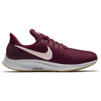 Nike Women Air Zoom Pegasus 35 Running Schuh 942855 - 38,5 | true berry/plum chalk-vast grey