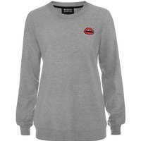 Anna Lara Lip Relaxed-Fit Sweatshirt