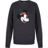 Mia Disney Mickey Mouse Slim-Fit Jumper