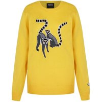 Natalie Two Lemurs Relaxed-Fit Jumper