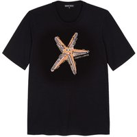 Alex Sequin Starfish Relaxed-Fit Tee
