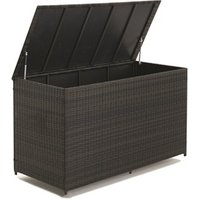 Product photograph showing Flat Weave Storage Box