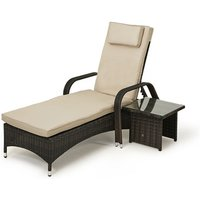 Product photograph showing Florida Sunlounger