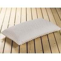 Product photograph showing Low Profile Luxury Latex Pillow