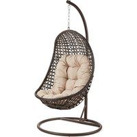 Product photograph showing Malibu Hanging Chair