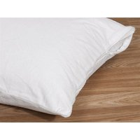 Product photograph showing Premium Pillow Protector Twin Pack