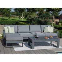 Product photograph showing Amalfi Chaise Sofa Set