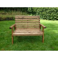 Product photograph showing Ashcombe Two Seater Bench