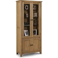 Product photograph showing Astoria Display Cabinet
