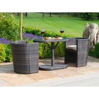 Product photograph showing Balcony Bistro Set