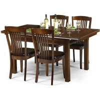 Product photograph showing Canterbury Dining Table 4 Chairs