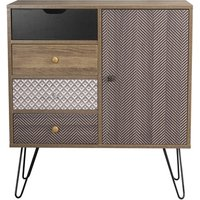 Product photograph showing Casablanca Small Sideboard