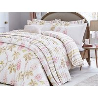 Product photograph showing Chestnut Tree Pink Duvet Cover Set