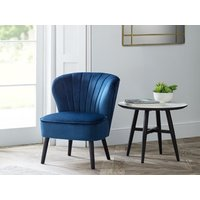 Product photograph showing Coco Velvet Accent Chair