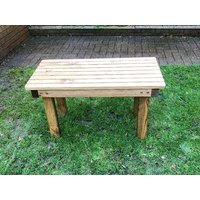 Product photograph showing Dales Coffee Table