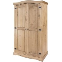 Product photograph showing Corona 2 Door Wardrobe