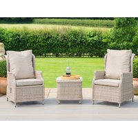Product photograph showing Cotswold Reclining 2 Seat Lounge Set