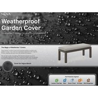 Product photograph showing Cover For Vogue Bench