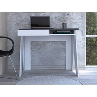 Product photograph showing Dallas Desk With Drawer