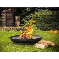 Product photograph showing Dubai 80cm Fire Bowl