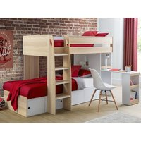 Product photograph showing Eclipse Bunk Bed