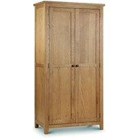 Product photograph showing Marlborough 2 Door Wardrobe