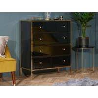 Product photograph showing Fenwick 4 Drawer Chest