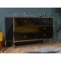 Product photograph showing Fenwick 6 Drawer Chest