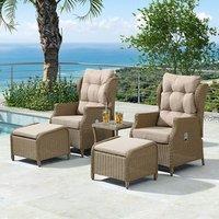 Product photograph showing Skylar Lounge Set