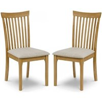 Product photograph showing Ibsen Dining Chairs Pair