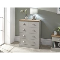 Product photograph showing Kendal 2 Plus 3 Drawer Chest