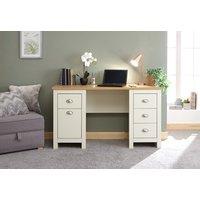 Product photograph showing Lancaster Study Desk