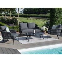 Product photograph showing Marina 2 Seat Sofa Set