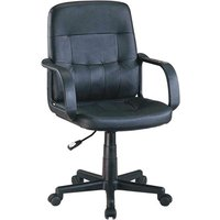 Product photograph showing Mia Office Chair Black