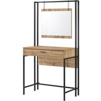 Product photograph showing Michigan Dressing Table With Mirror