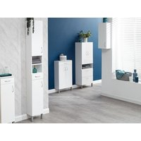 Product photograph showing Moritz Tall Cabinet
