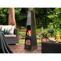 Product photograph showing Obelisk Wood Burner