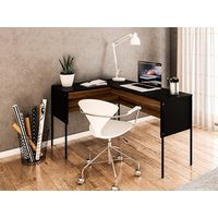 Product photograph showing Opus Corner Study Desk