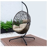 Product photograph showing Palma Hanging Chair
