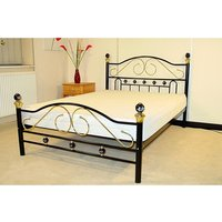 Product photograph showing Reenam Double Bed