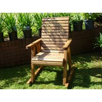 Product photograph showing Dales Rocking Chair