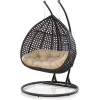 Product photograph showing Rose Hanging Chair