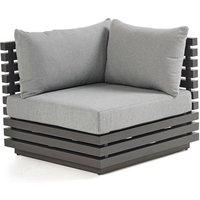 Product photograph showing San Marino Corner Sofa Section