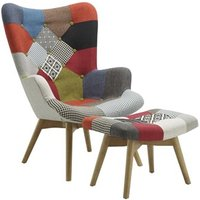 Product photograph showing Sloane Chair Patched