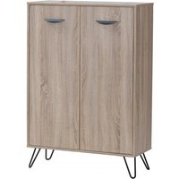 Product photograph showing Sonoma Cabinet 2 Door